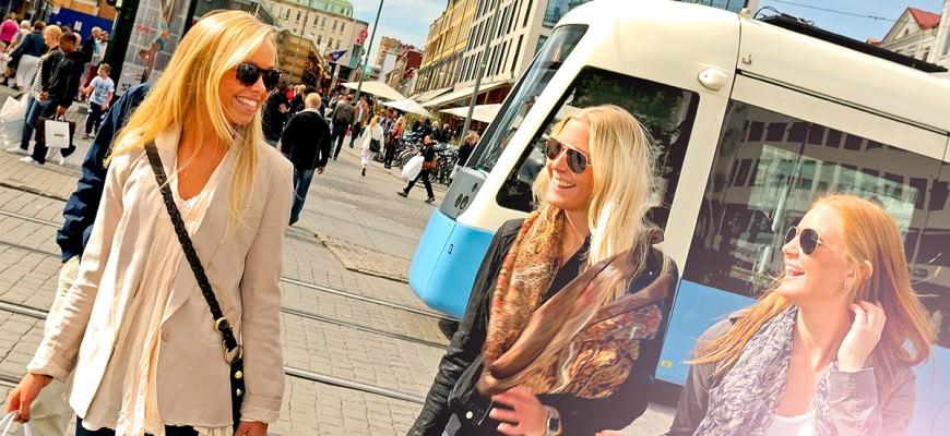 Shopping i Göteborg