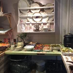 Le Petit Café i Haga, Göteborg