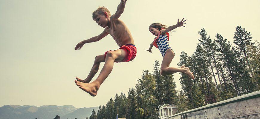 Sommerferie i Norden