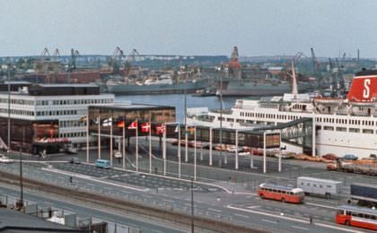 Stena Line Terminal
