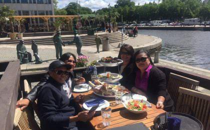 Frokost i Göteborg