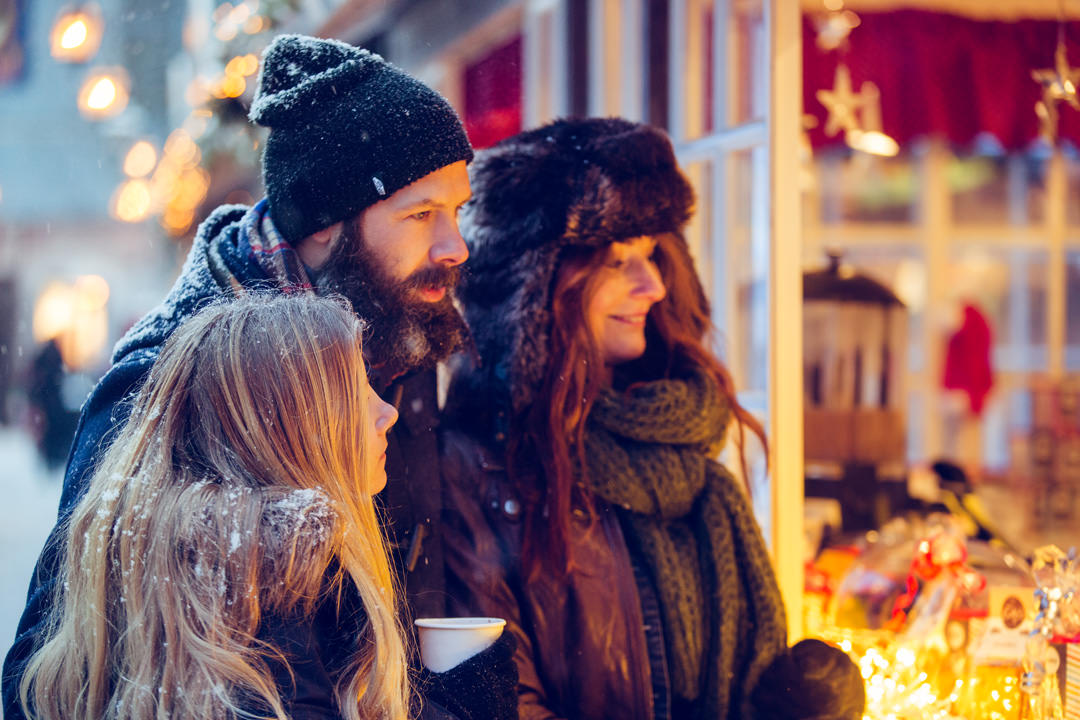 Julemarked i Göteborg