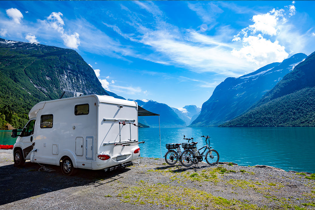 Camping i Norge