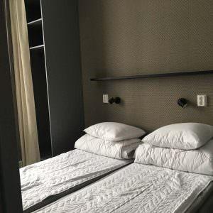 Soltorget lejlighed – soveværelse