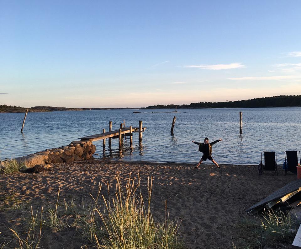 Strand ved TanumStrand